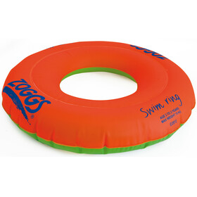 Zoggs Swim Ring 2-3 years Orange/Green